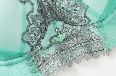 High-end Embroidery Lace Bra