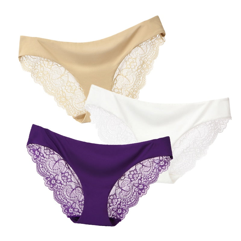 Luxury Silk Seamless Underpants