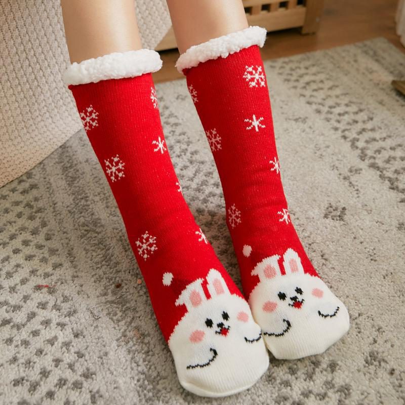 Christmas Sole Non-slip Socks