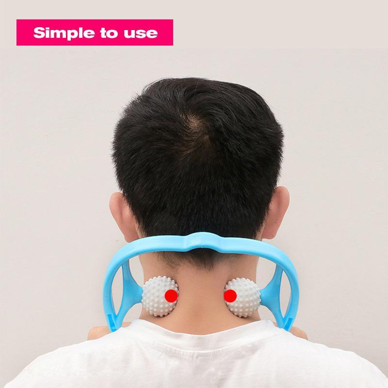 Neck Manual Massager