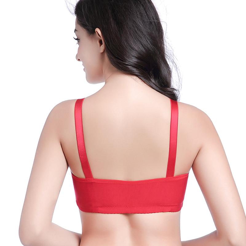 [ BUY 1 GET 3 ] Front Buckle Bra Without Underwire