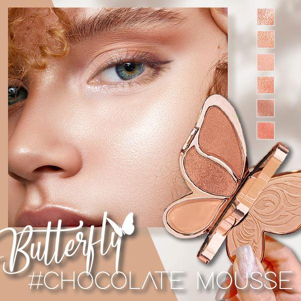 Butterfly Eyeshadow Palette