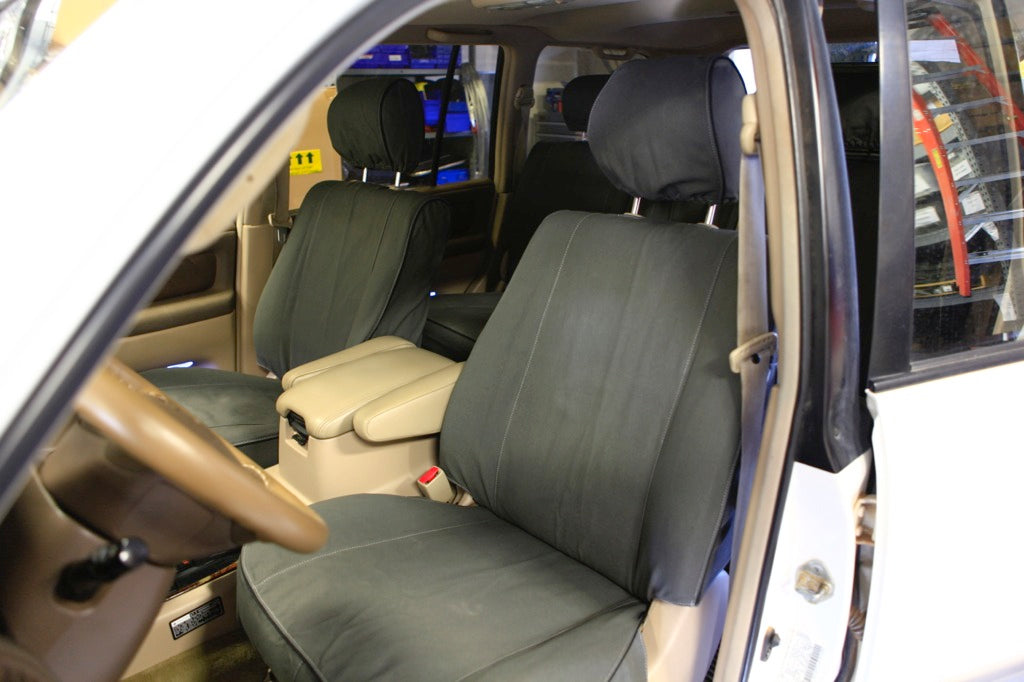 Toyota Land Cruiser 100 Series Seat Covers
