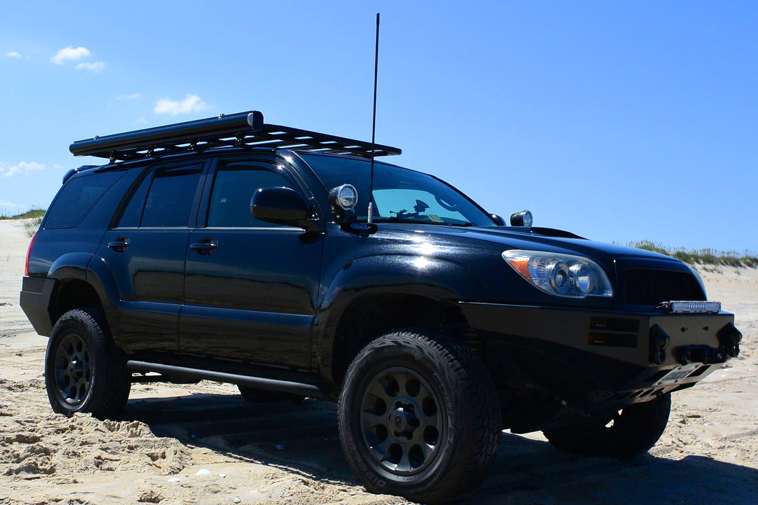 Toyota 4runner 4th Gen K9 Roof Rack Kit Equipt Expedition Outfitters