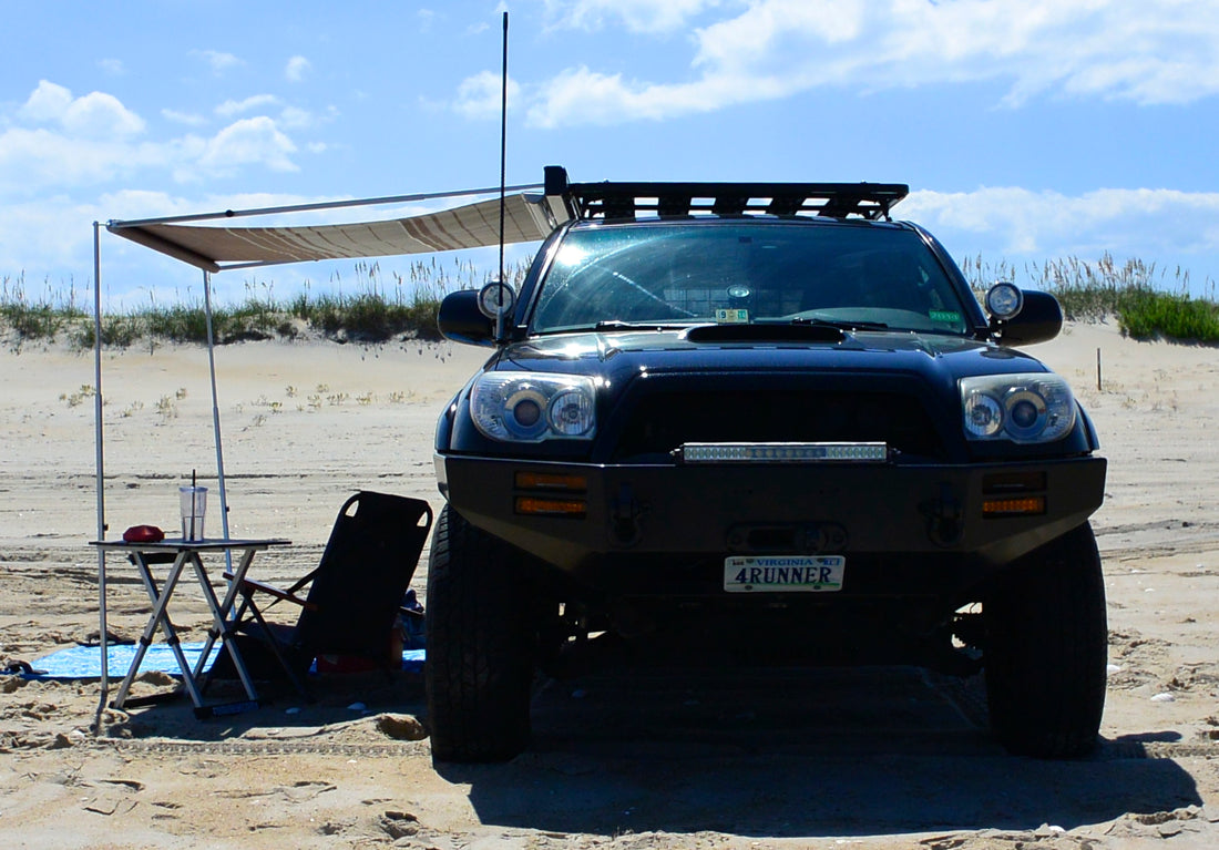 Toyota 4Runner 4th Gen K9 Roof Rack Kit