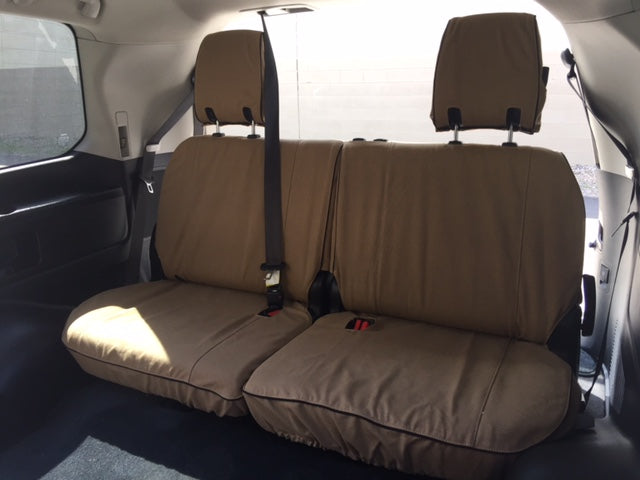 Toyota Land Cruiser 200 Series Seat Covers