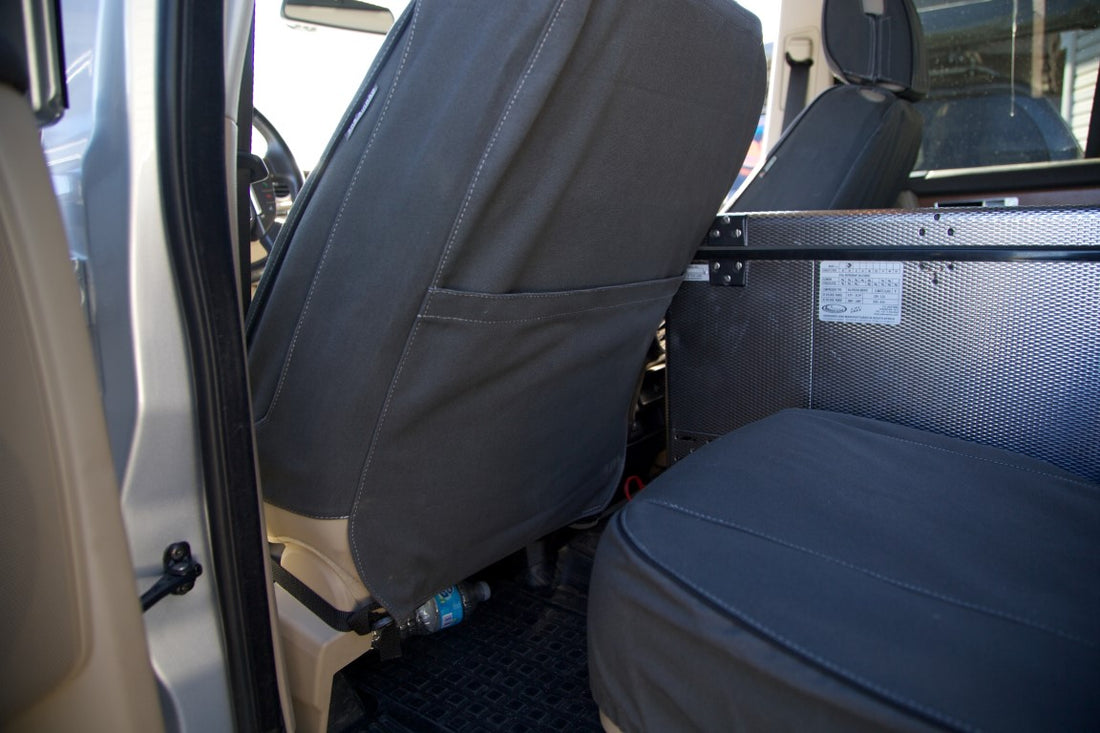 Land Rover Discovery 4 Seat Covers