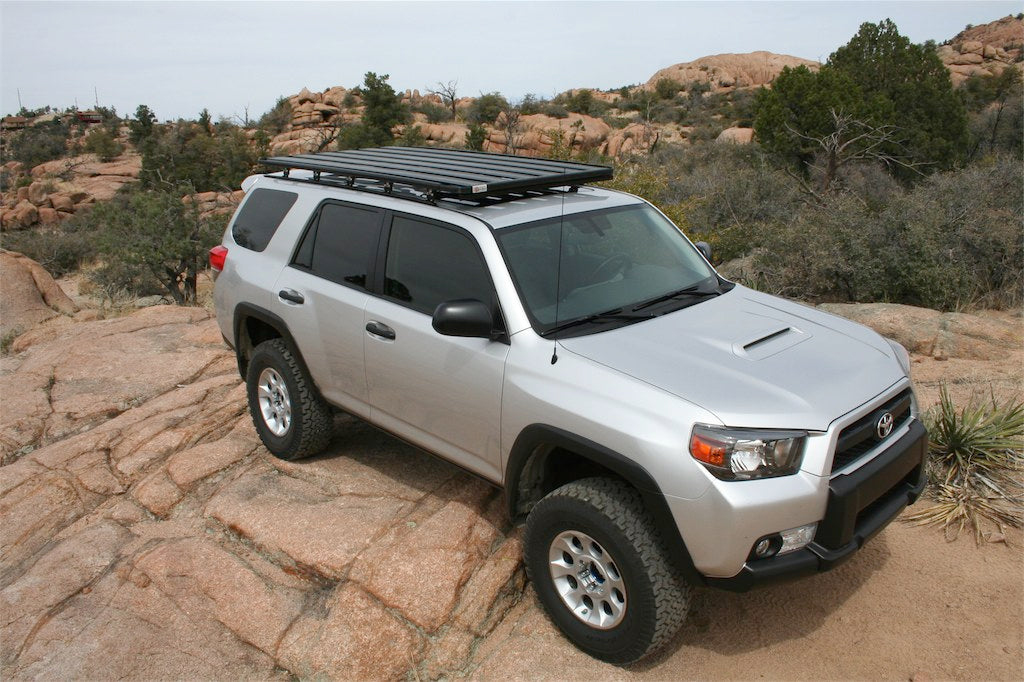 Toyota 4runner 5th Gen K9 Roof Rack Kit Equipt