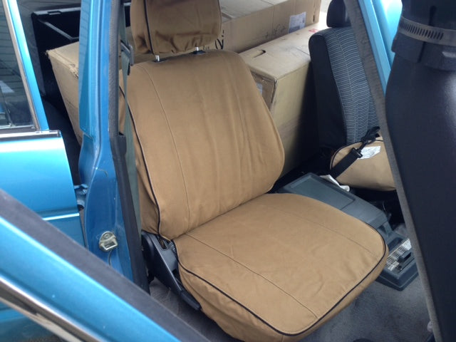 Toyota Land Cruiser 60 Series Seat Covers