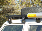 Toyota Land Cruiser 70 Series K9 Roof Rack Kit