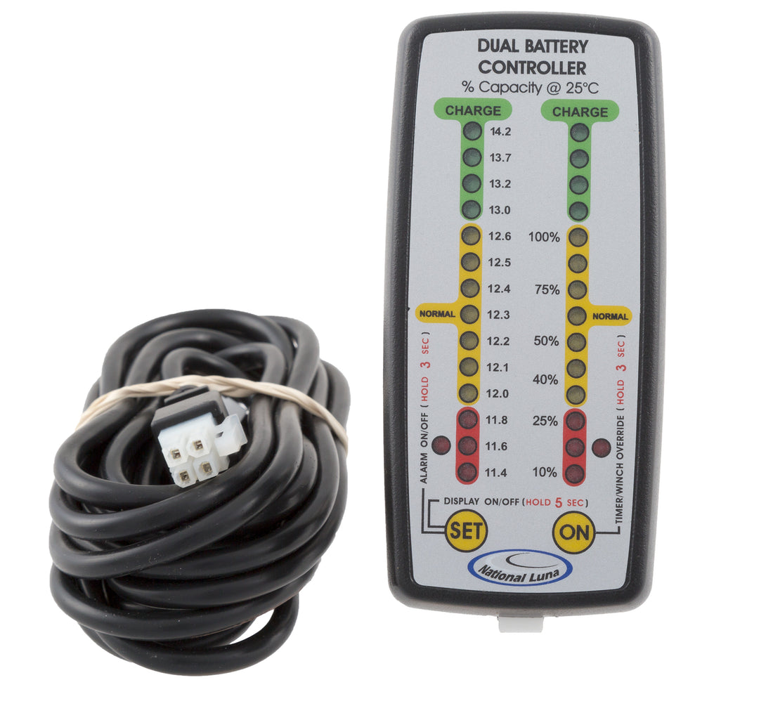 Dual Battery Kit Equipt Expedition Outfitters Truck C Er Wiring Diagram Together With