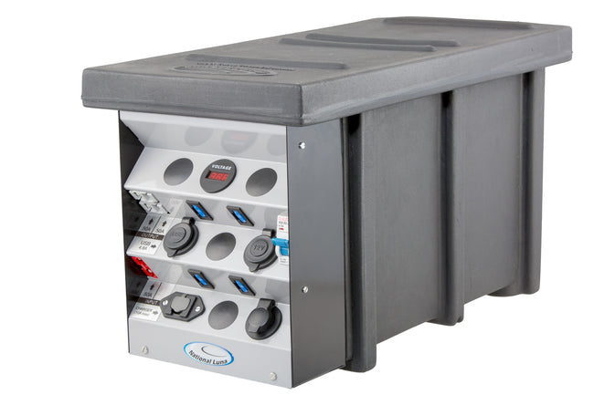 Auxiliary Battery Box