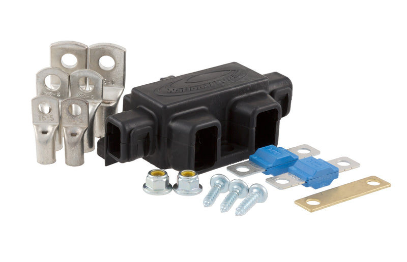 Mega Fuse Holder & Distribution Point Kit
