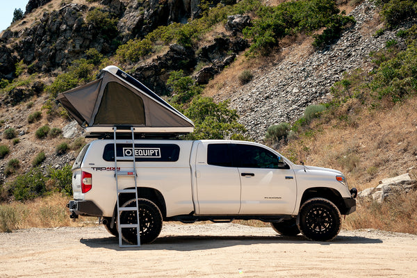 Eezi Awn Dart Hard Shell Roof Top Tent Equipt Expedition