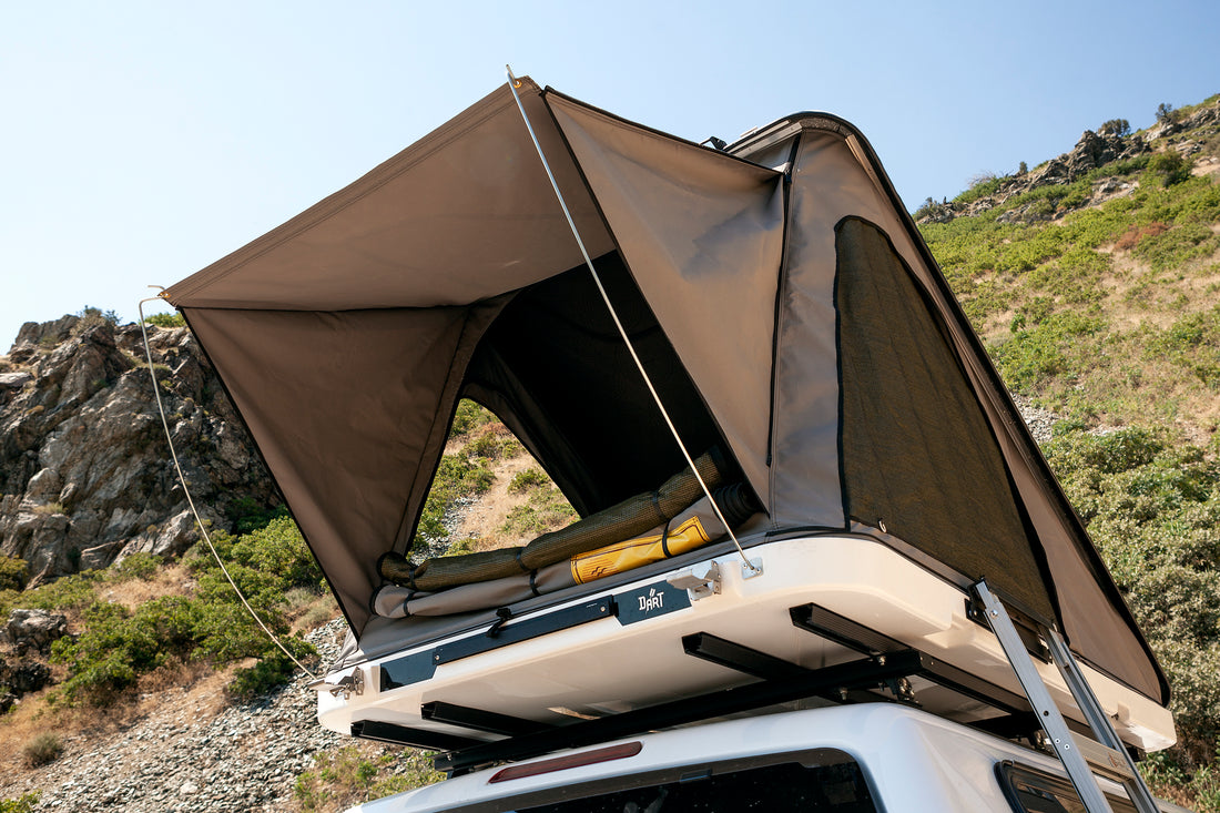 Dart Hard Shell Roof Top Tent