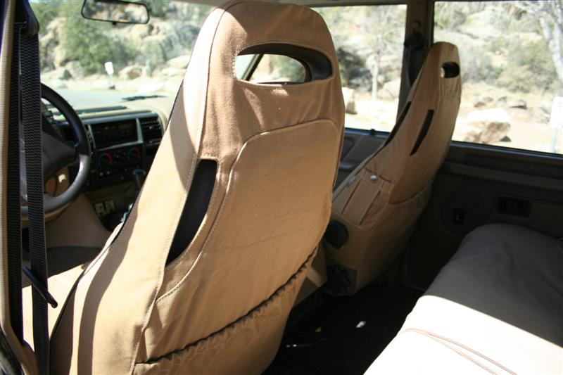 Land Rover Discovery 1 Seat Covers