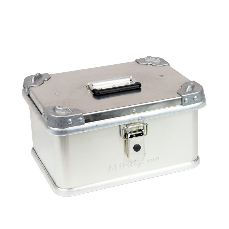 Aluminum Cases (Multiple Sizes)