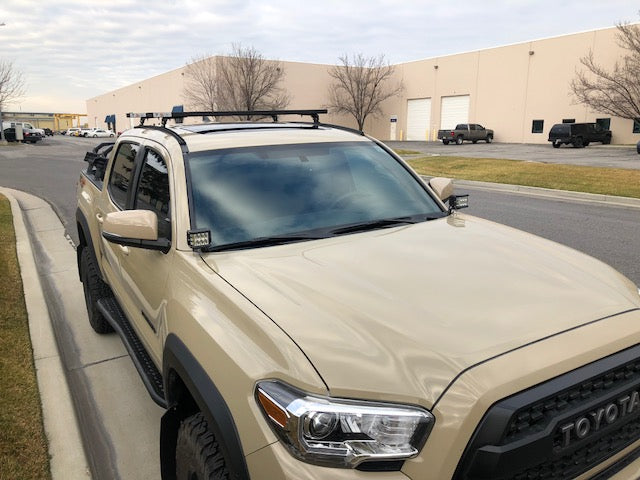 Toyota Tacoma 3rd Gen Double Cab K9 Load Bar Kit