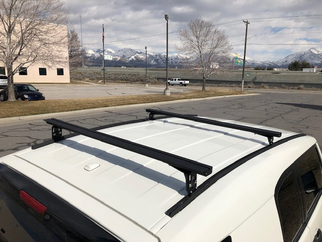 Toyota FJ Cruiser K9 Load Bar Kit