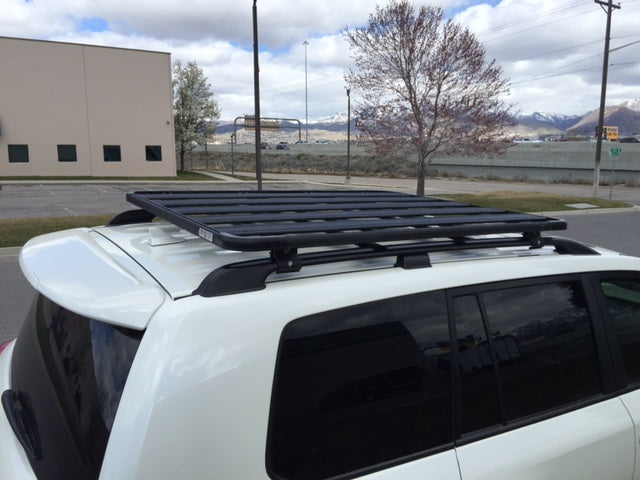 K9 G-Clamp OEM Rack Mount Roof Rack Kit