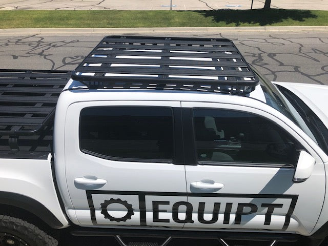 Toyota Tacoma Gen 3 Spine Cab Rack Kit