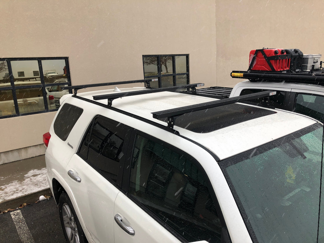 Toyota 4runner 5th Gen K9 Load Bar Kit Equipt Expedition Outfitters