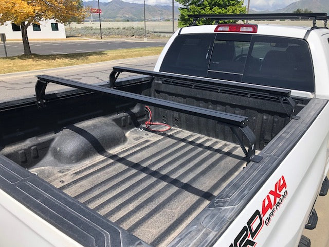 Toyota Tundra Gen 3 K9 Bed Rail Load Bar Kit