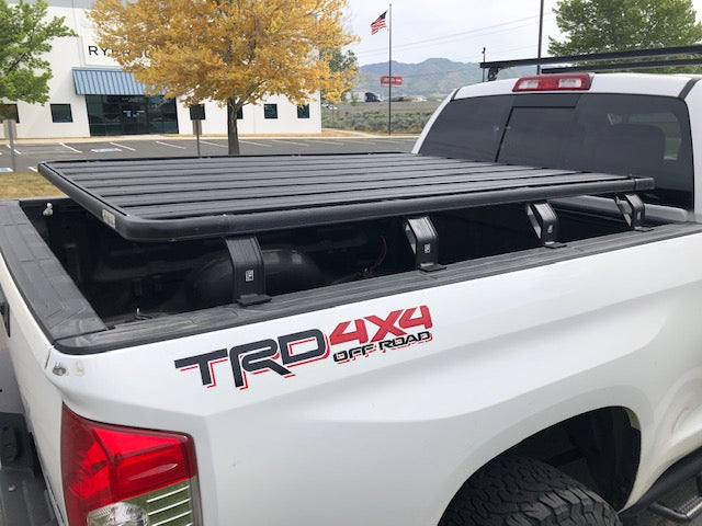 Toyota Tundra Bed Rail Rack Kit