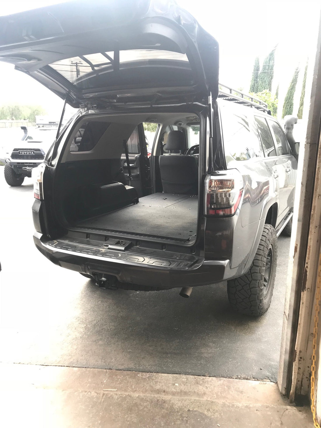 4Runner 5th Gen Low Profile Plate Based Sleeping Platforms 2010-Current Model Years