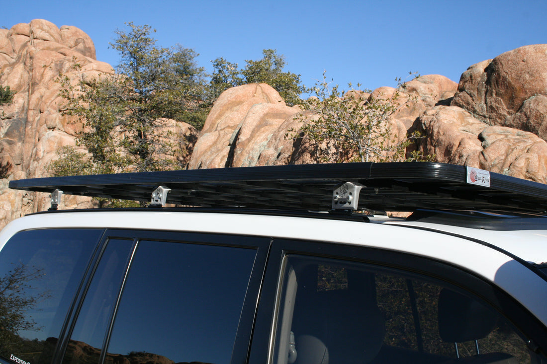 Toyota Land Cruiser 100 Series K9 Roof Rack Kit