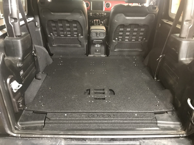 Jeep JL 2 Door Plate Systems 2018+