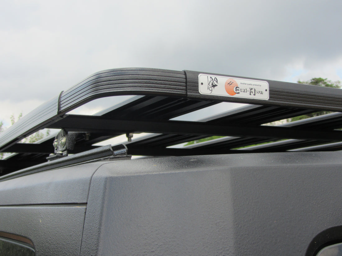 Jeep Wrangler K9 Roof Rack Kit