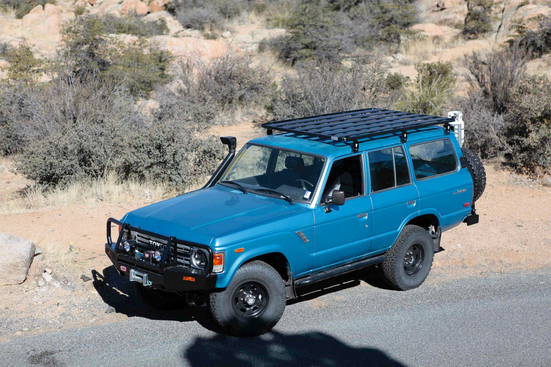 Toyota Land Cruiser 60 Series K9 Roof Rack Kit