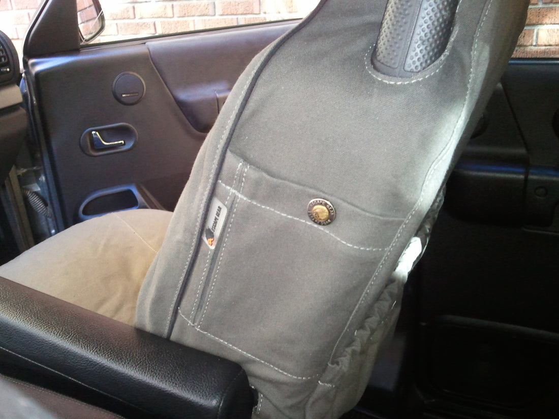 Land Rover Discovery 2 Seat Covers