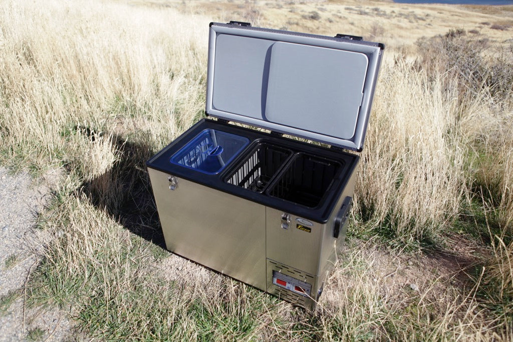 Twin Compartment Fridge/Freezer