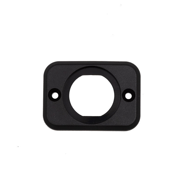 29mm Single Flush Mount Plate