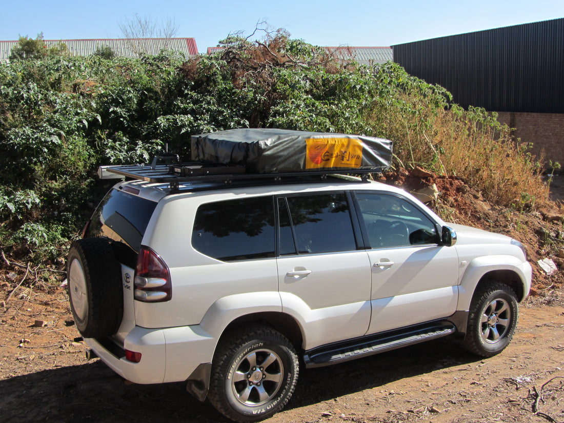 Lexus Gx K9 Roof Rack Kit Equipt Expedition Outfitters