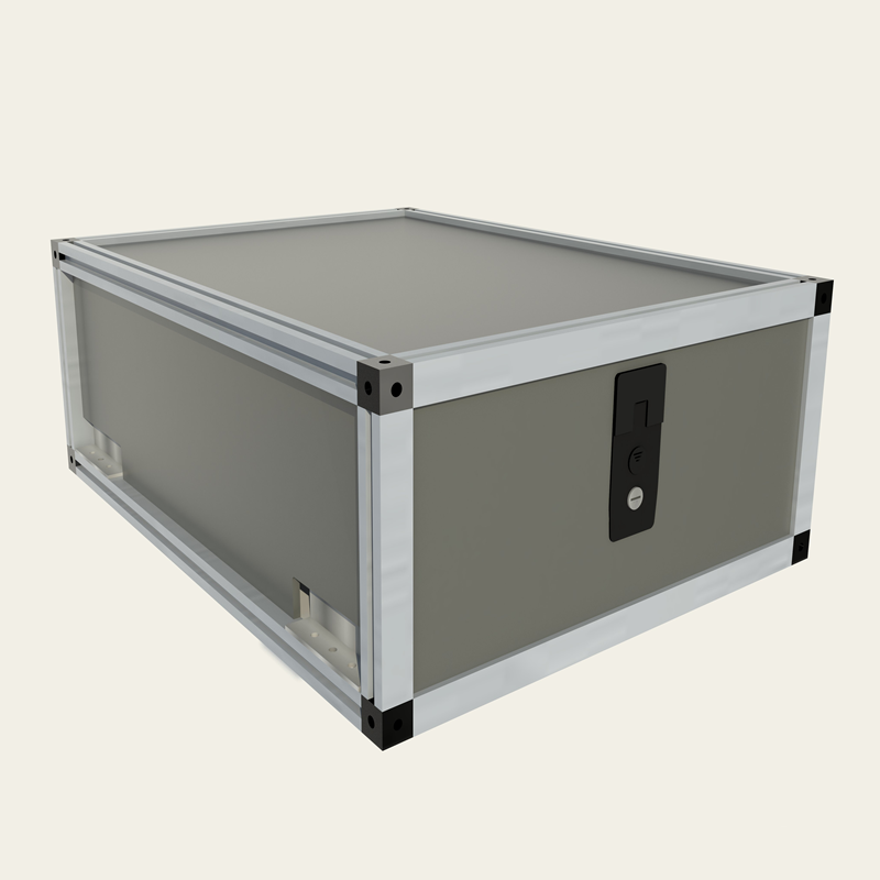 "Single Drawer Module - 18 3/16"" Wide x 25"" Depth"
