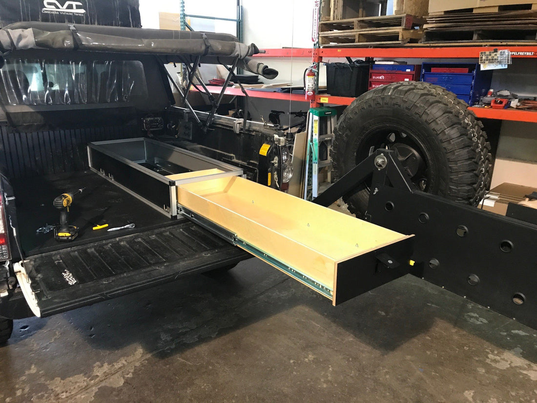 Tacoma System Drawer Module