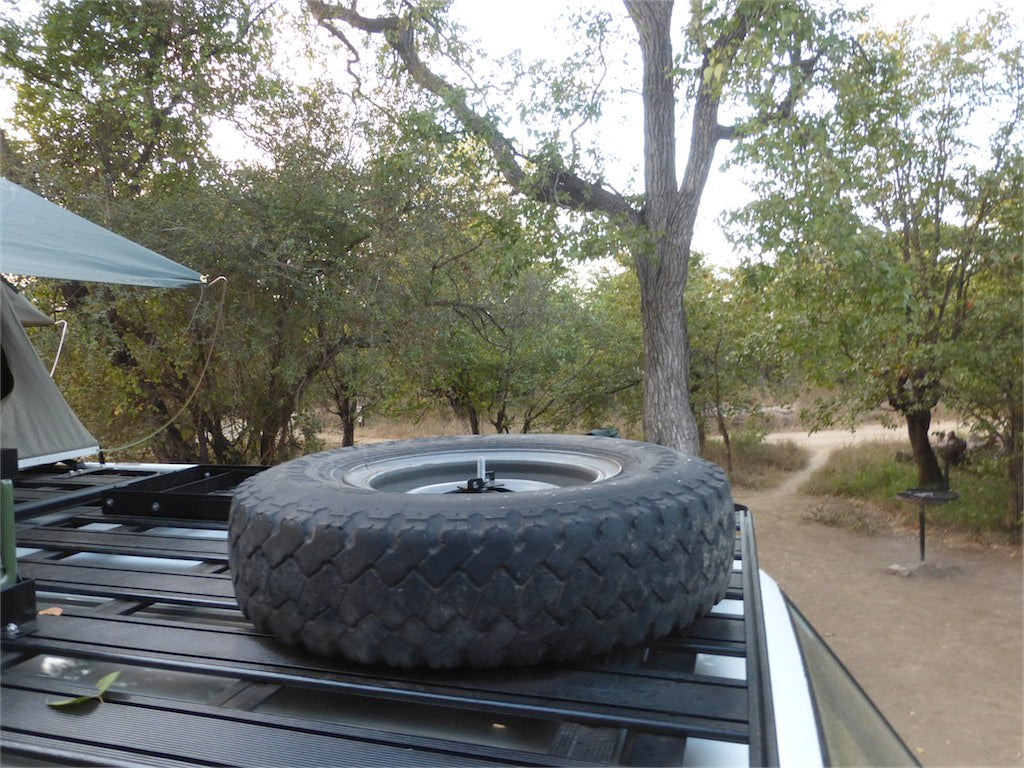 K9 Spare Tire Mount