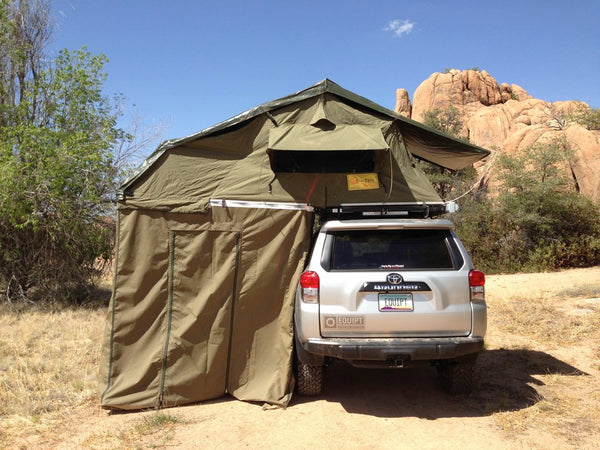 Eezi Awn Xklusiv Roof Top Tent Equipt Expedition Outfitters