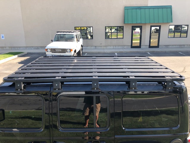 Jeep Wrangler JL K9 Roof Rack Kit