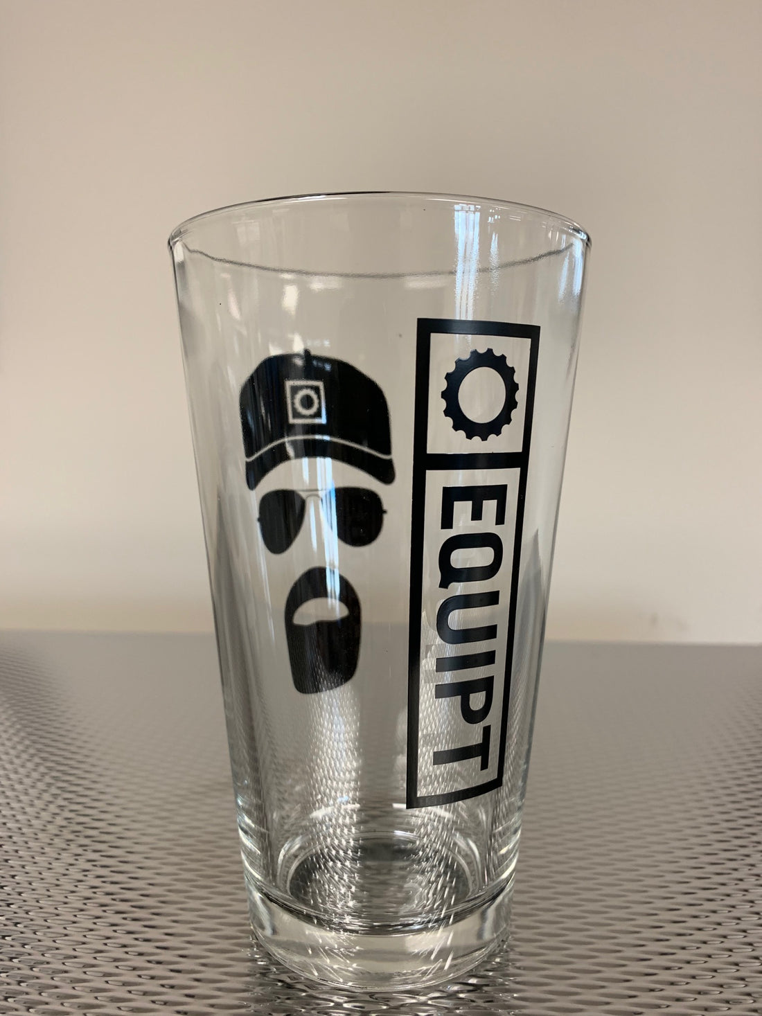Equipt Paul Abides Pint Glass