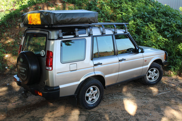 Land Rover Discovery 1 2 K9 Roof Rack Kit Equipt