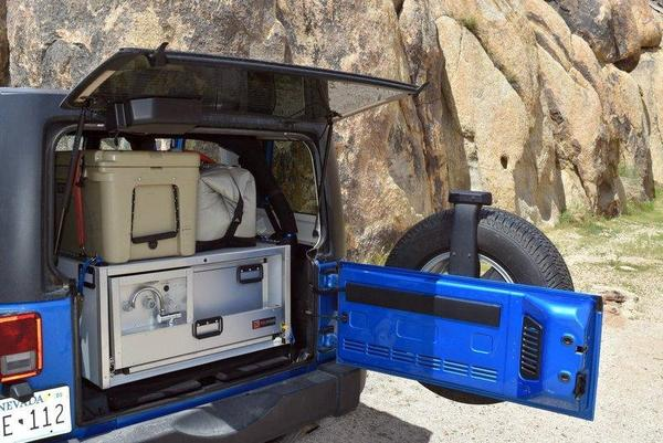 Wrangler Camping System