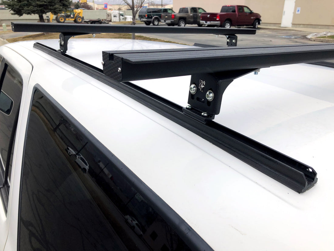 Toyota 4Runner 3rd Gen K9 Load Bar Kit