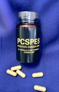 PCSPES PSA Lowering Prostate Supplement
