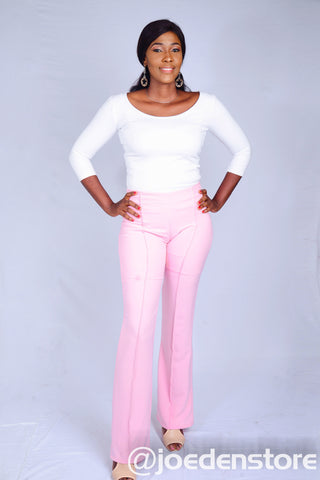 Fitting Colored Trouser Pants