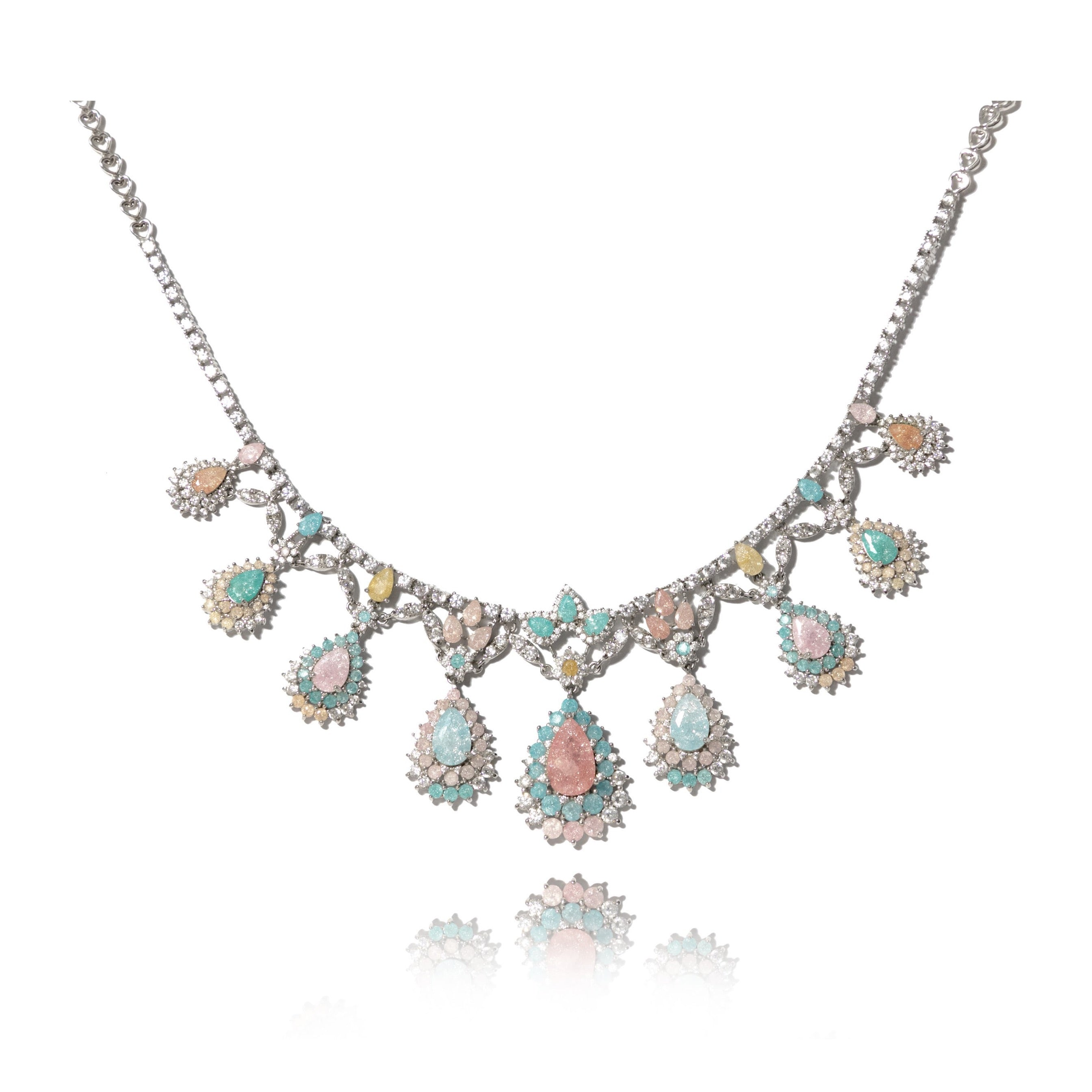 FEROZA NECKLACE