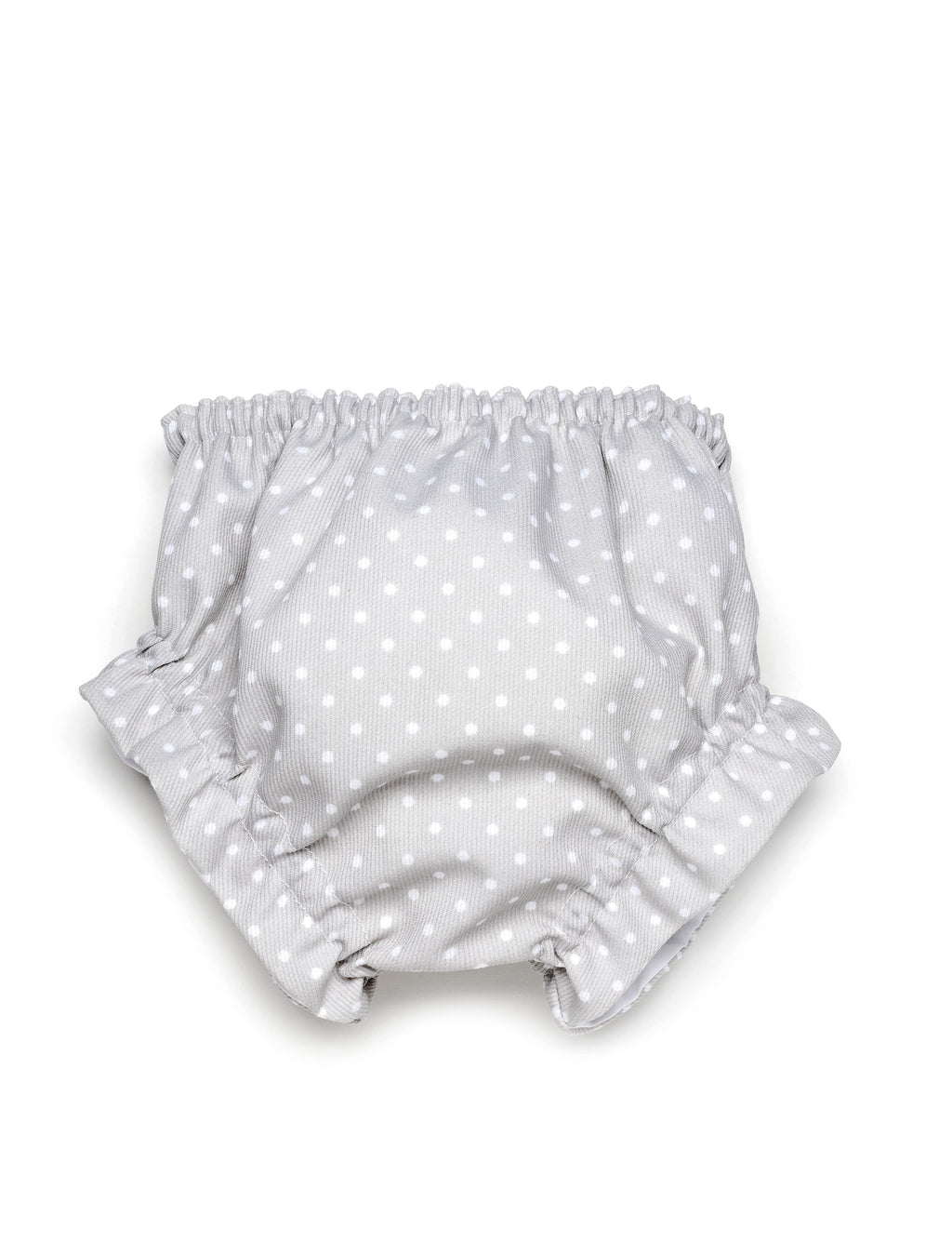Grey & White Polka Dots Bloomers